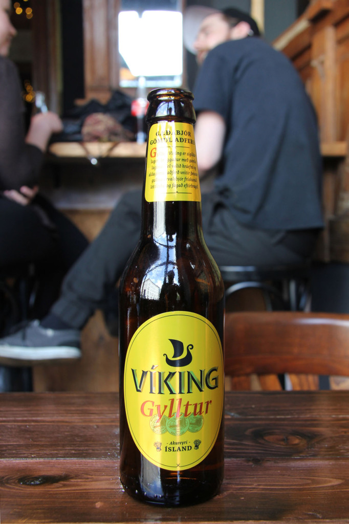 Viking Gylltur Beer at Tommi's Burger Joint Berlin