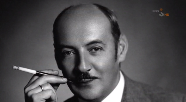 Portrait of Albert Goering c.1940 - screenshot from the documentary 'Goering's Last Secret: Revealed'