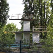 BVG Freibad – an abandoned open-air pool in Berlin