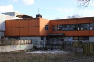 Einkaufszentrum Cité Foch – An abandoned Shopping Centre in Berlin