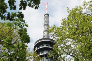 Fernmeldeturm Berlin-Schäferberg – Berlin's other TV Tower