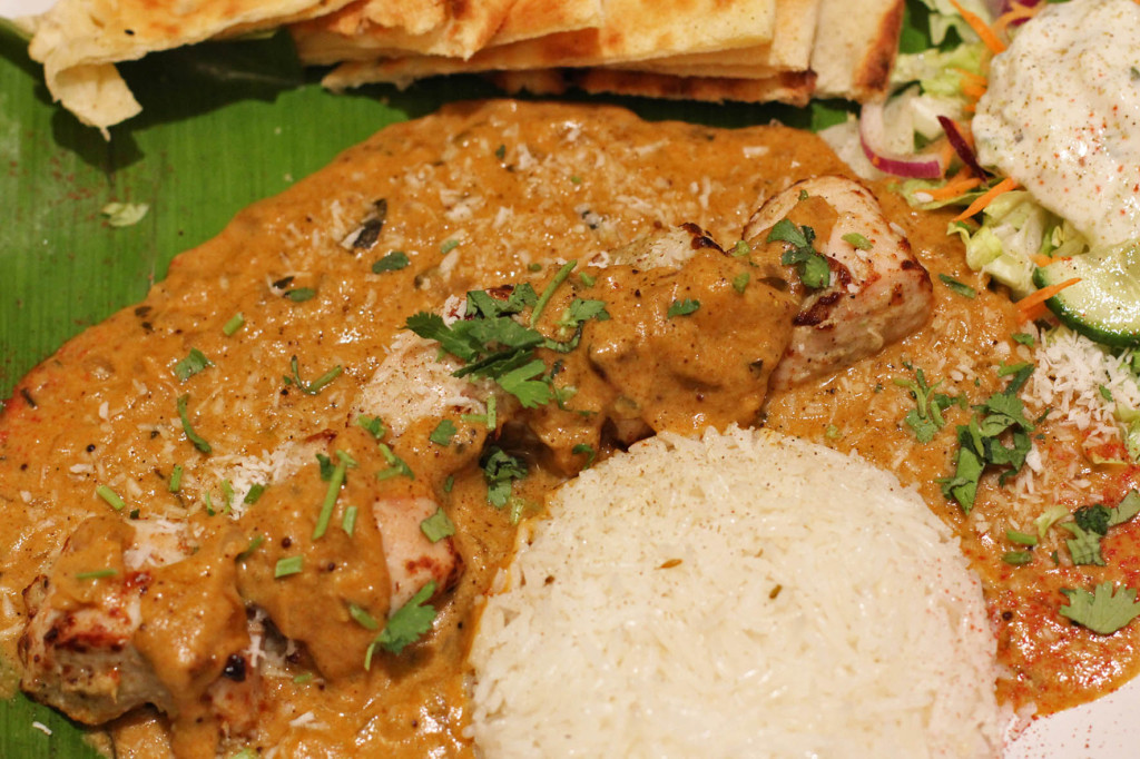 Chennai Tikka Curry at Agni Indian Restaurant in Berlin