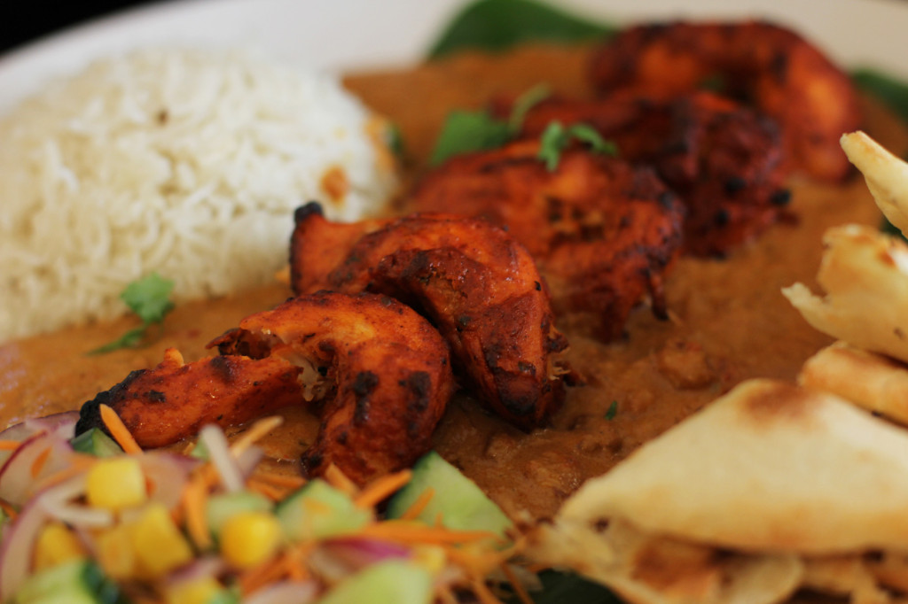 Murgh Tikka Curry at Agni Indian Restaurant in Berlin
