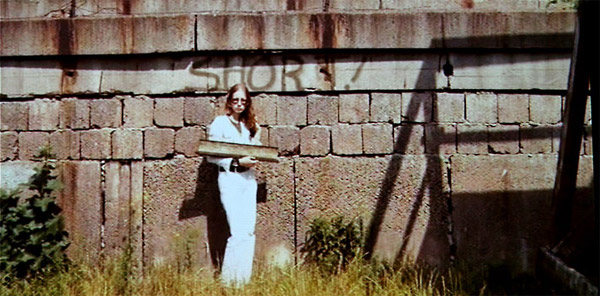 Eija-Riitta Eklöf-Berliner-Mauer, the woman who married the Berlin Wall