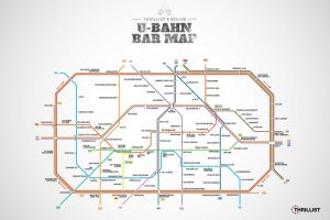 Berlin Maps: Bars, Burgers and Christmas Markets