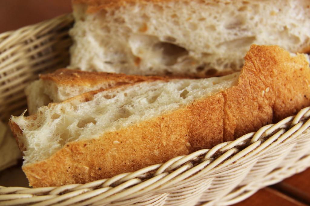 Bread at Konyali in Berlin