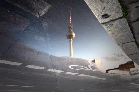 Photo: Still from Berlin Time by Matthias Makarinus