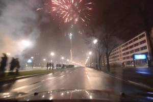 New Year's Eve Fireworks – Silvester in Berlin