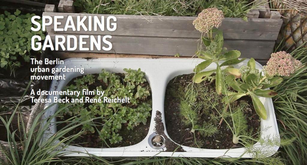 Speaking Gardens