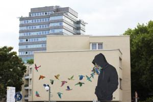 Don John Mural for Urban Nation Berlin