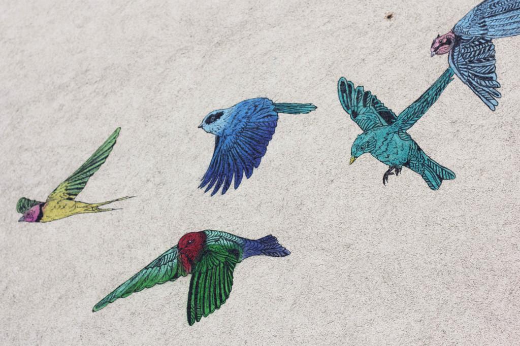 Street Art by Don John for Urban Nation Berlin