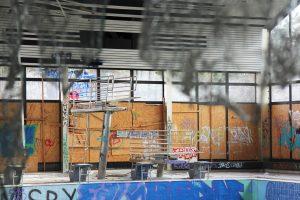 Franzosenbad – Das verlassene Schwimmbad der Cité Foch