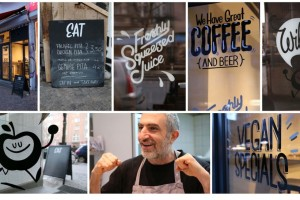 EAT: The story of one man's passion for his local café