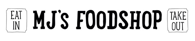 MJ's Foodshop Berlin Logo