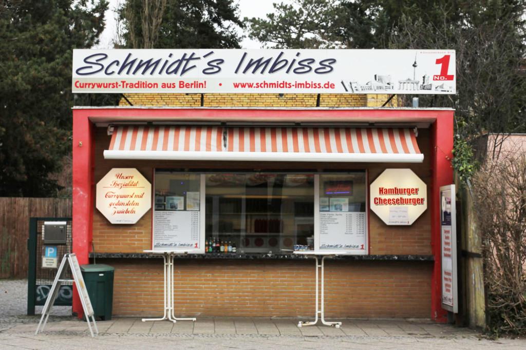 Schmidt's Imbiss in Berlin