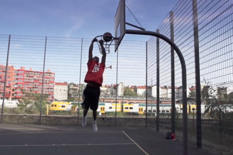 Streetball in Berlin - Still from Playin' Berlin