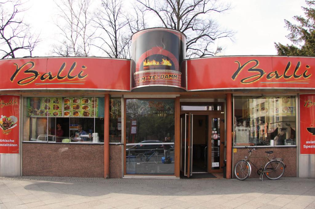 Balli Döner on Tempelhofer Damm Berlin