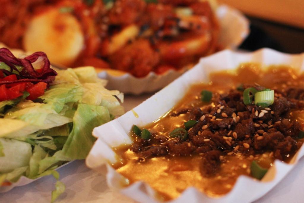 Korean Beef Curry at Mmaah Korean BBQ Berlin