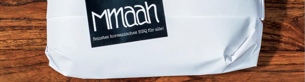 Mmaah Korean BBQ Takeout Graphic