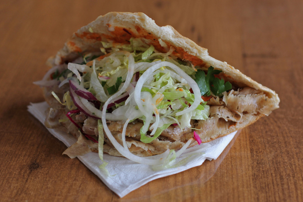 Beef Döner Kebap at Hisar Fresh Food Berlin