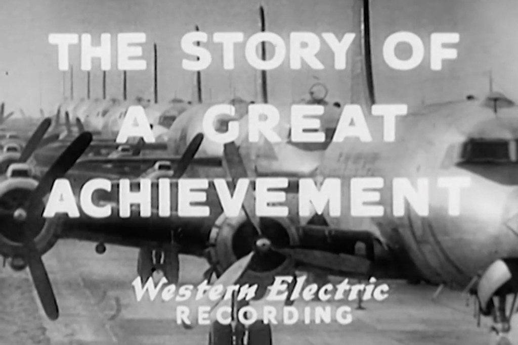 Still of titles from Berlin Airlift: The Story of a Great Achievement