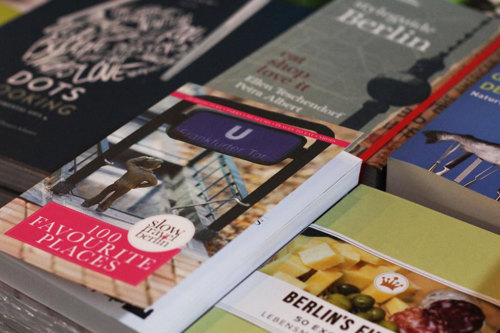 Books at Breakfast Market at Markthalle Neun in Berlin