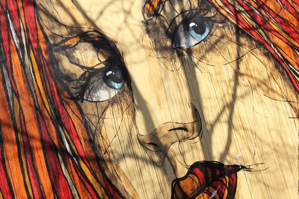 Detail From Demnächst Auch in deinem Kiez - Street Art by El Bocho in Berlin