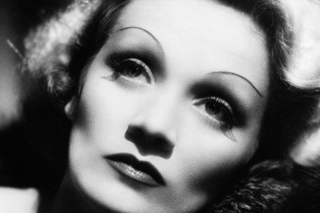 Marlene Dietrich Portrait from the post No Angel – A Life of Marlene Dietrich