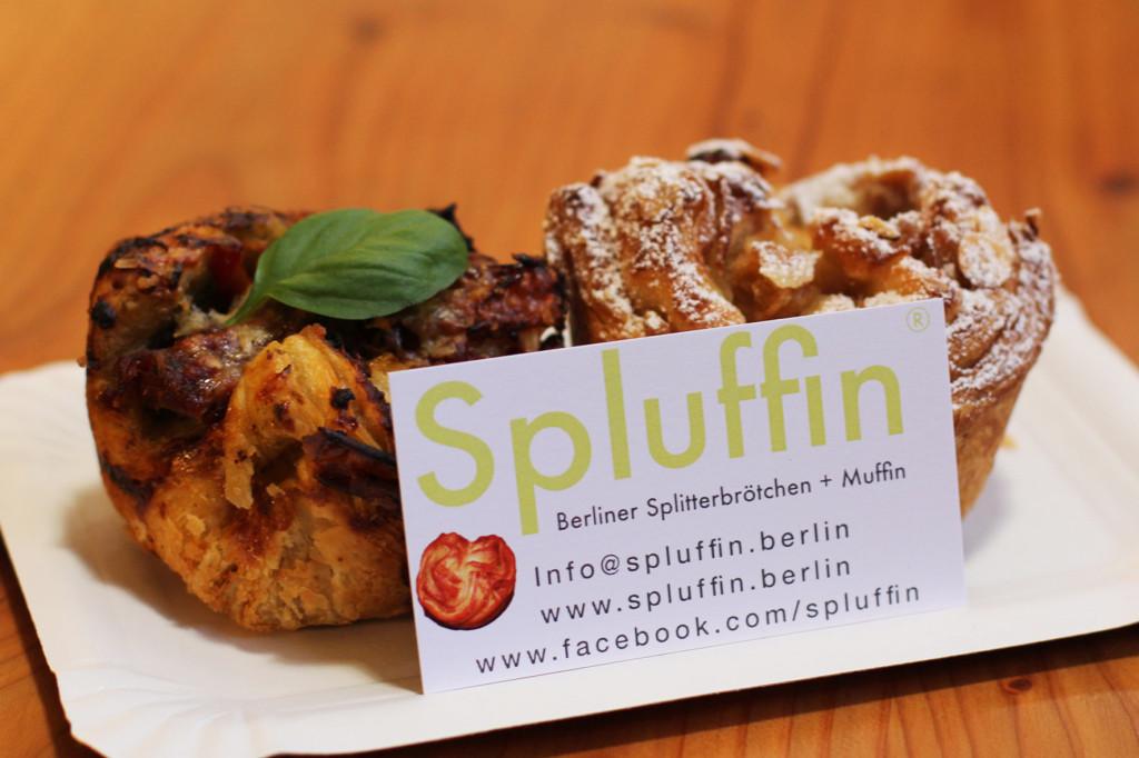 Spluffin at Breakfast Market at Markthalle Neun in Berlin