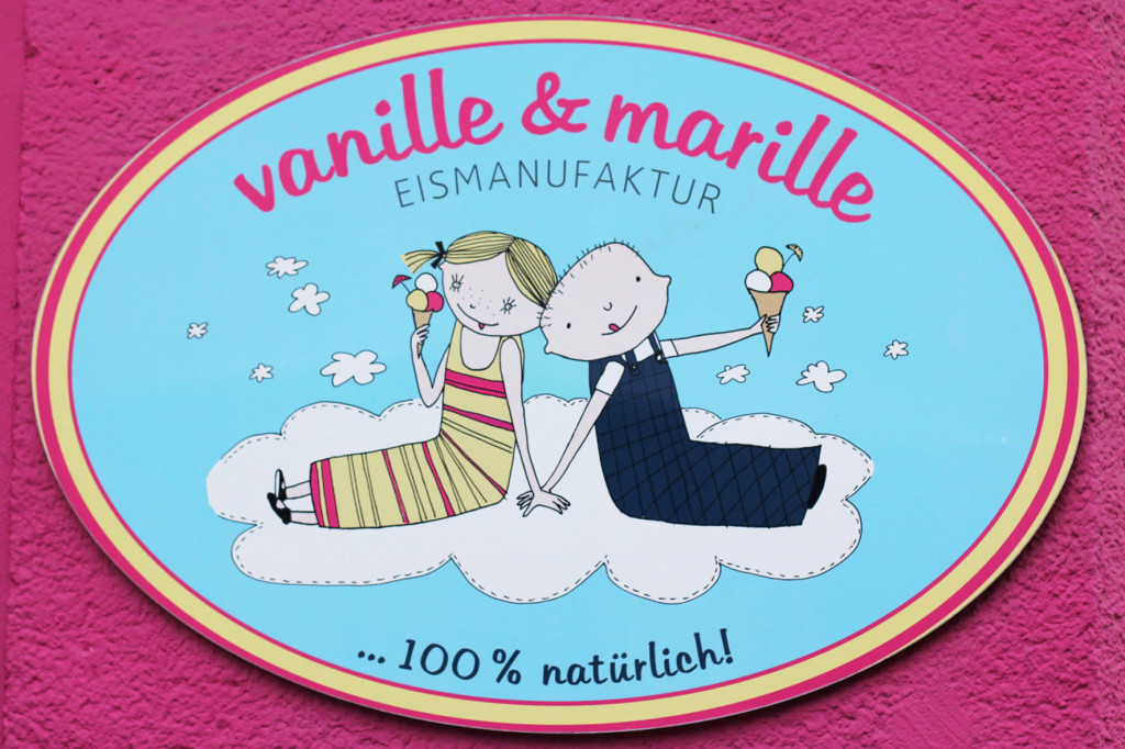 Vanille & Marille Berlin Logo