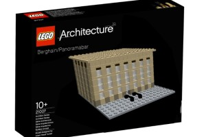 Lego Berghain / Panorama Bar – It's Now A Reality