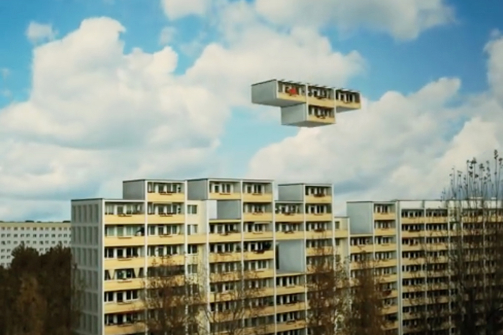 Berlin Block Tetris by Sergej Hein