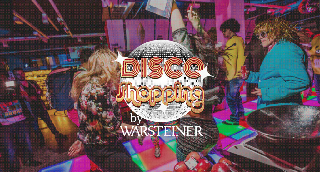 Disco Shopping Berlin by Warsteiner - Promo photo for the Disco Shopping im Supermarkt event