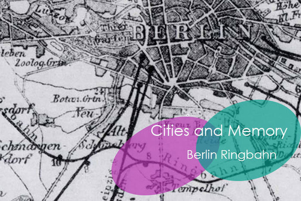 Berlin Ringbahn - Cities and Memory (Artwork by Martin Kristopher / 3dtorus)