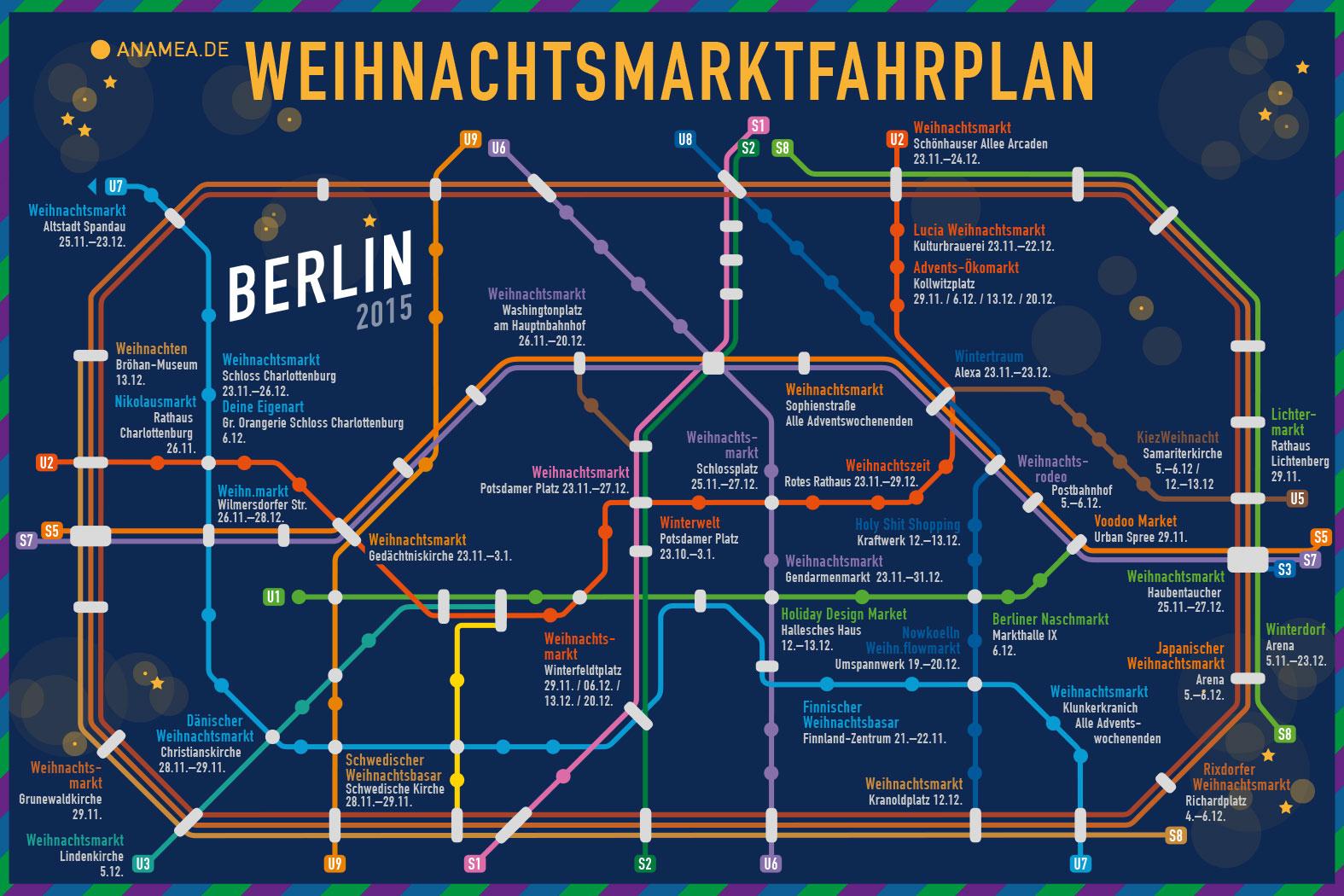 Berlin Christmas Market.Berlin Christmas Markets Map Berlin Love