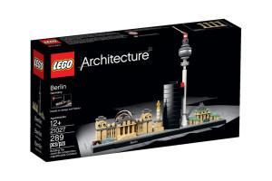 LEGO Architecture Berlin Cityscape