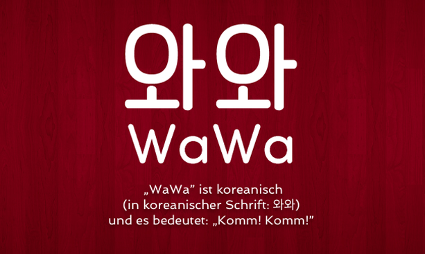 WaWa Berlin Name Explanation