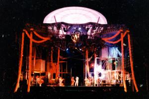 David Bowie Berlin Concert – 1987 GLASS SPIDER Tour