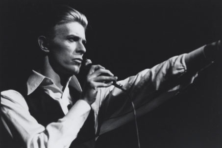 David Bowie - The Thin White Duke