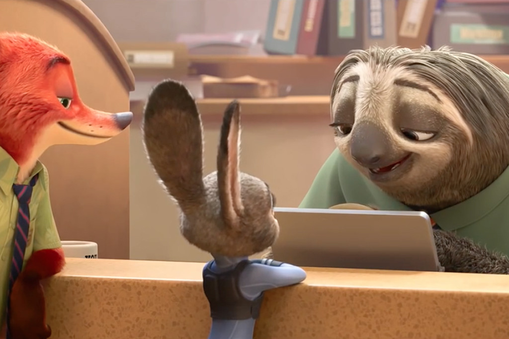 Zootopia Screenshot - German Bureaucracy
