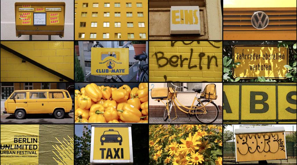 Berlin in Gelb - Ein Screenshot von BERLIN (CLASSIFIED) ein Video von Julien Patry