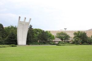 Berlin Airlift Memorial (Luftbrückendenkmal)
