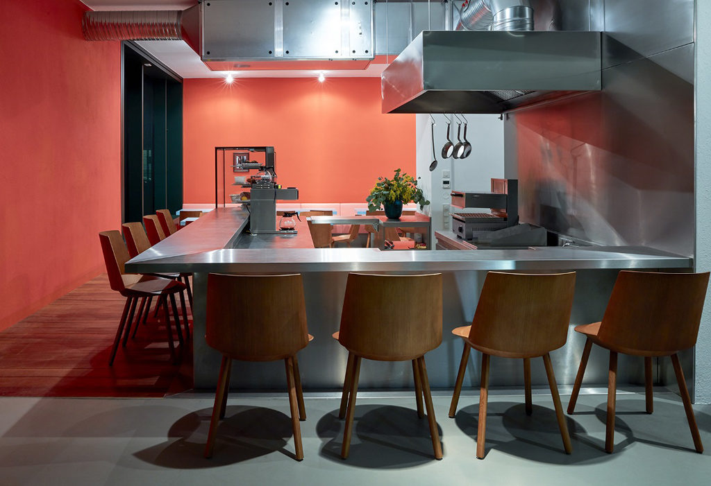 Kitchen at Louis Pretty Berlin - Photo: Steve Herud / Louis Pretty