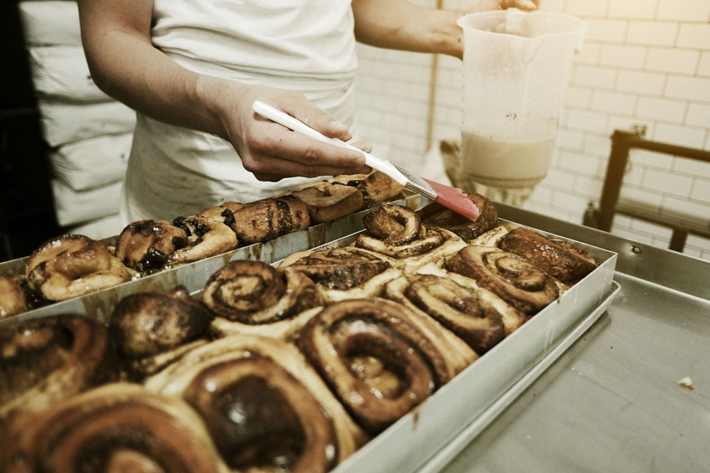 Artisan Bakery Cafe London