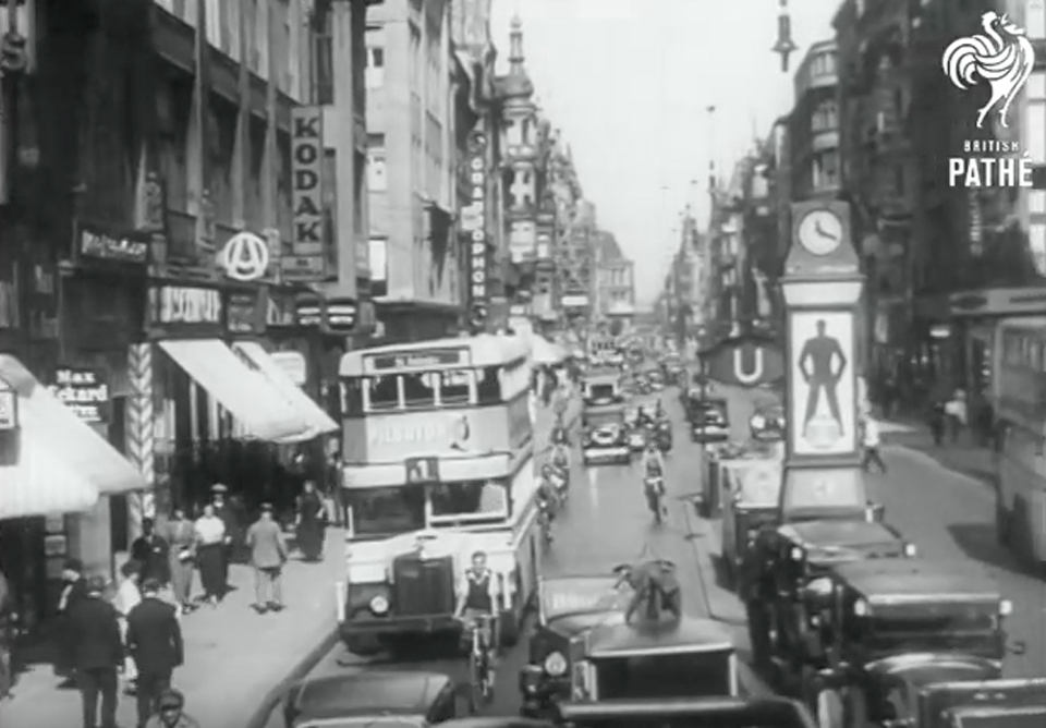 1930s Berlin - British Pathé