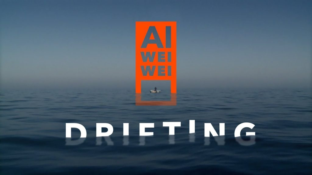 Screenshot from Ai Weiwei Drifting by DW on YouTube