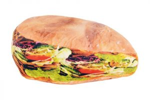 Döner Kebab Pillow – Good Night, Meat Dreams!