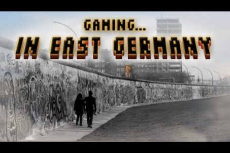 Gaming Beyond the Iron Curtain: East Germany by Super Bunnyhop on YouTube