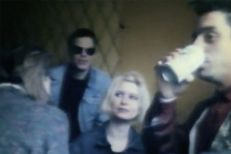 Screenshot from LOST… WEST-BERLIN / Last Morning of 'RISIKO' (86) by Uli M Schueppel on Vimeo