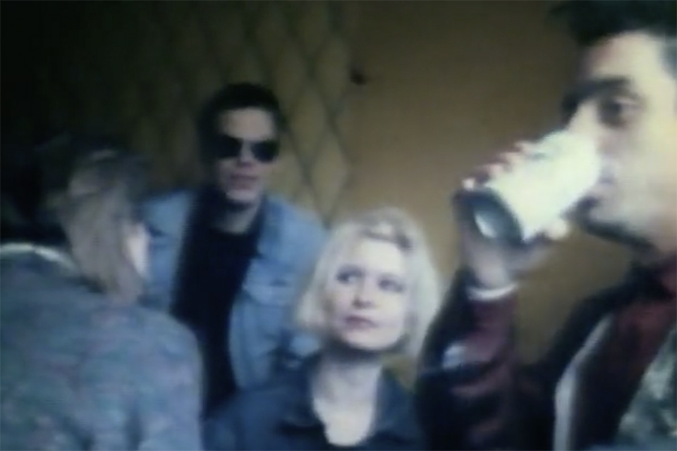 Screenshot aus LOST… WEST-BERLIN / Last Morning of 'RISIKO' (86) von Uli M Schueppel auf Vimeo
